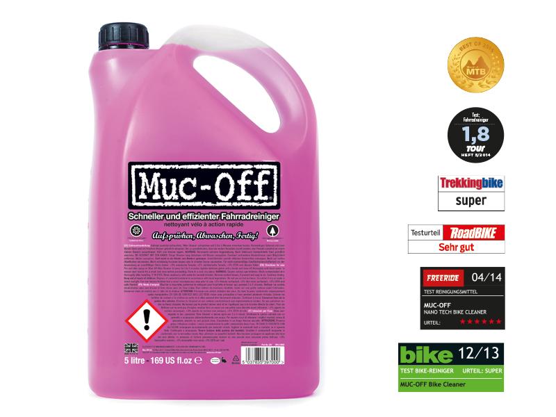Muc-off  Fahrradreinger 5 Liter MU-CLE-0397